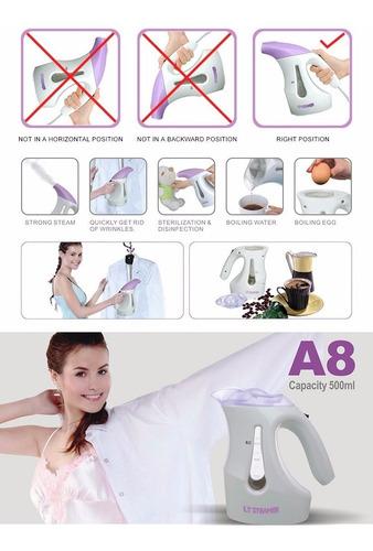 vaporera hervidor de mano multifuncional de alta calidad:a8