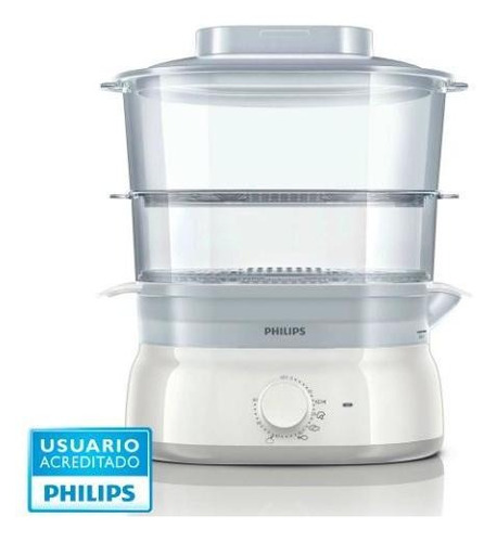 vaporera philips 900w daily collection infusor hd9115/00