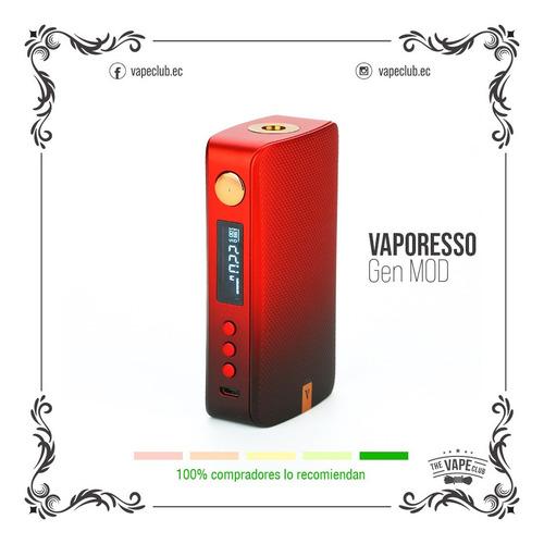 vaporesso gen mod vape - cigarrillo electronico