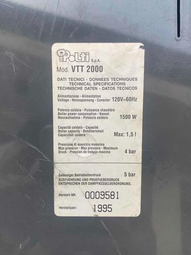 vaporetto 2000 mais acessórios 110v - em ótimo estado!