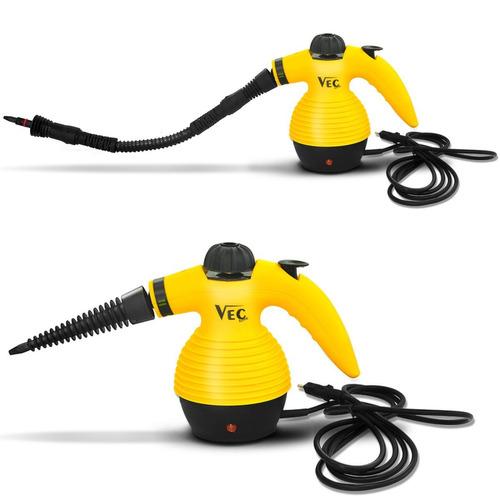 vaporizador a vapor portatil limpeza higienizador 7 bicos