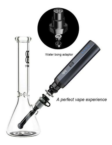vaporizador blk 3 en 1 hierba dabs 100% original con serial