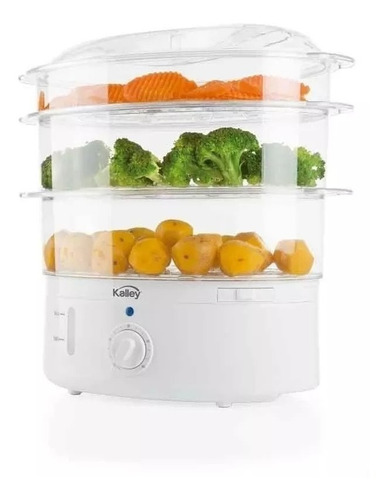 vaporizador de alimentos kalley k- va800n3 garantia 2 años