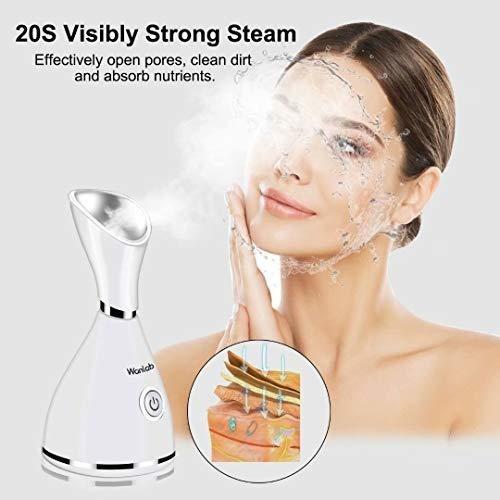 vaporizador facial facial