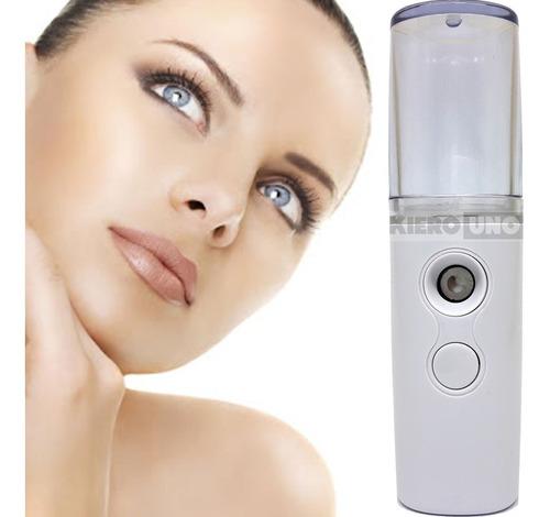 vaporizador facial humectador nano humificador portatil usb
