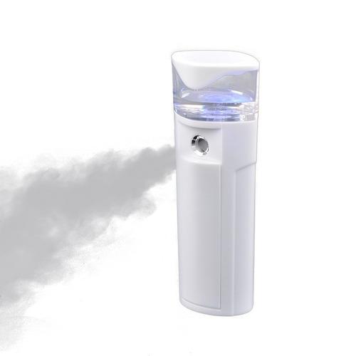 vaporizador facial portatil y power bank (cargador celular)