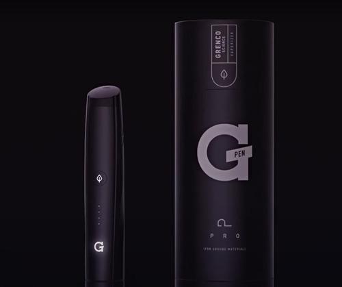 vaporizador - g pen pro - original -