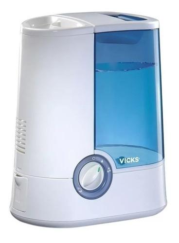vaporizador humidificador vicks ultrasónico vapor tibio