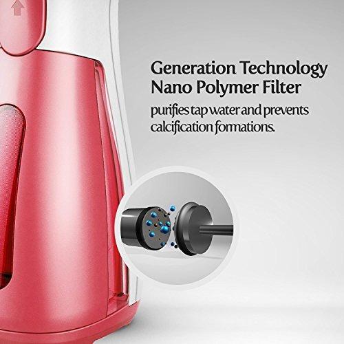 vaporizador multi usos, 2018 steamer generation