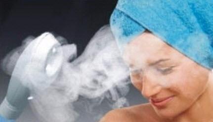 vaporizador ozono portatil para rostro 100% potente