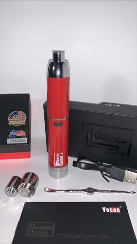 vaporizador para wax yocan loaded ceras