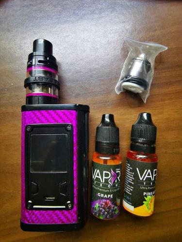 vaporizador smoke