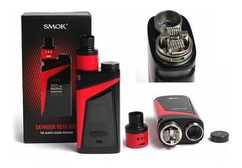 vaporizador vape smok skyhook rdta 220w