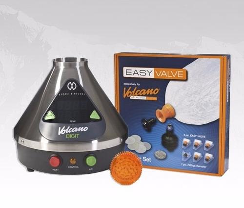 vaporizador volcano digital