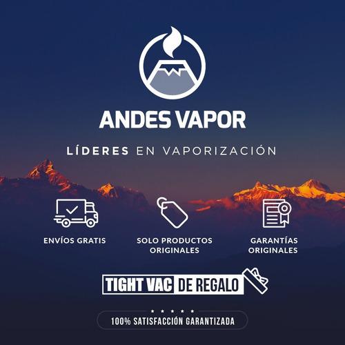 vaporizador volcano digital  + tightvac y envío gratis
