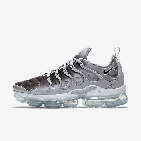 check out d52c9 34a85 Vapormax Plus 2019 Nike Tênis Bolha Gel wolf Grey