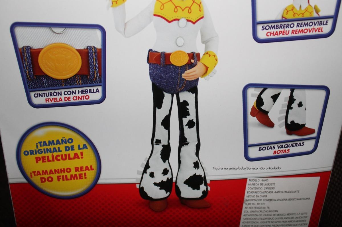 Vaquerita Jessie Toy Story Tamaño Original -   949.00 en Mercado Libre f1cbbe17937