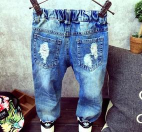 9d1bc1234d Pantalones Rotos Juveniles - Pantalones en Mercado Libre Uruguay