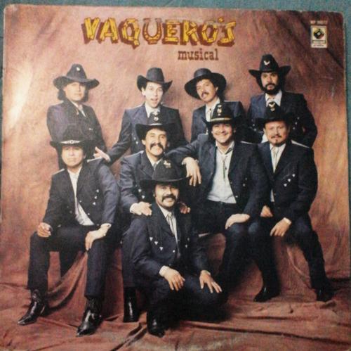 vaqueros musical (lp)