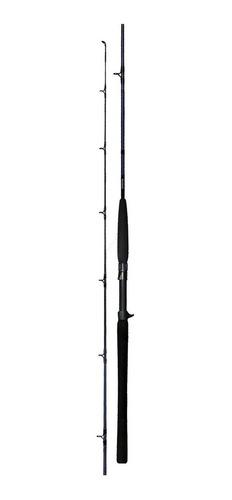 vara de pesca titan marine sports 1,68m 15-30 lbs carretilha