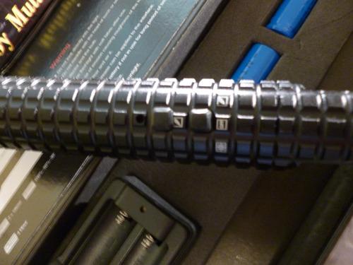 vara paralizador electroshock 10000kv defensa personal