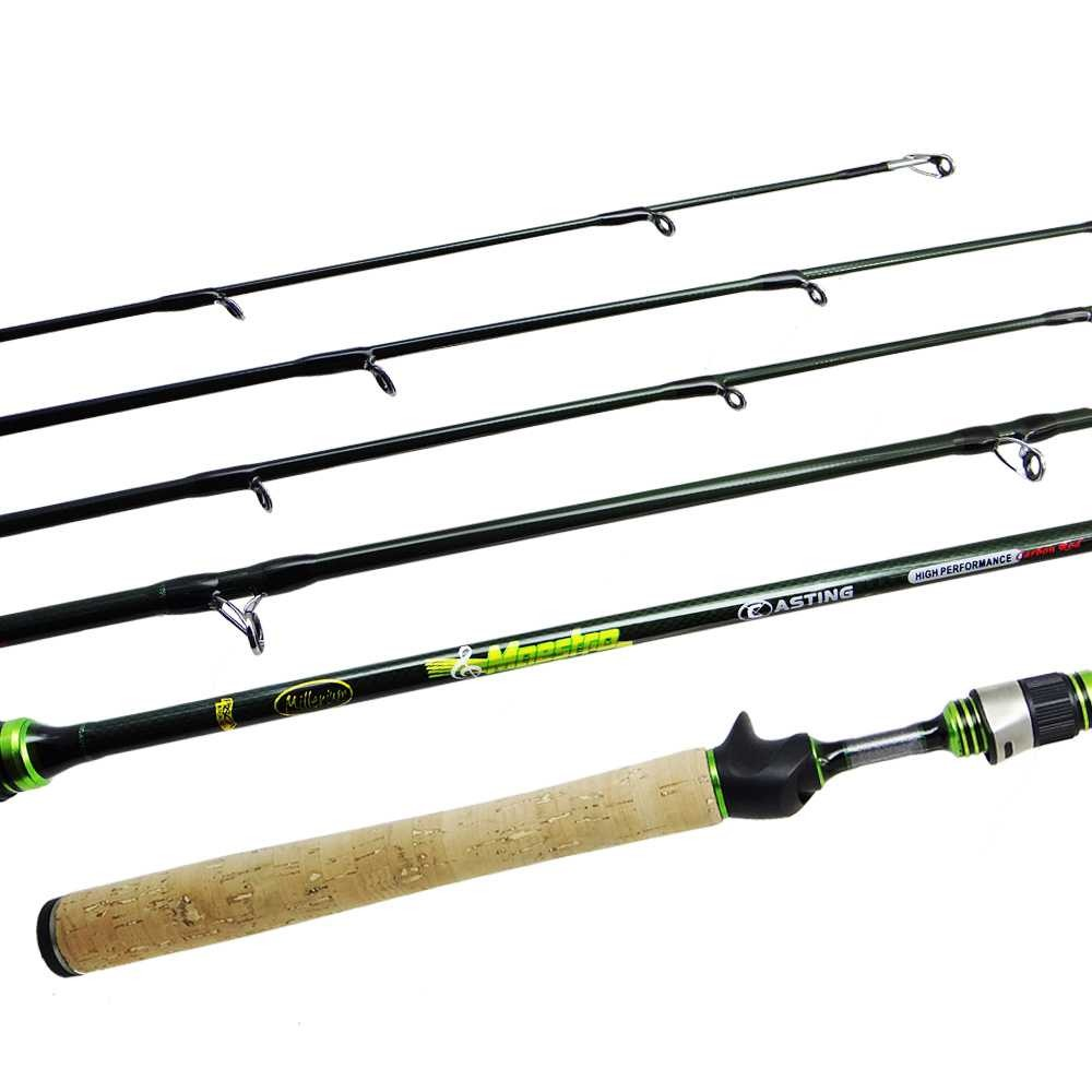 8e9db7bef Vara Pesca Brasil Maestro 17 C 5