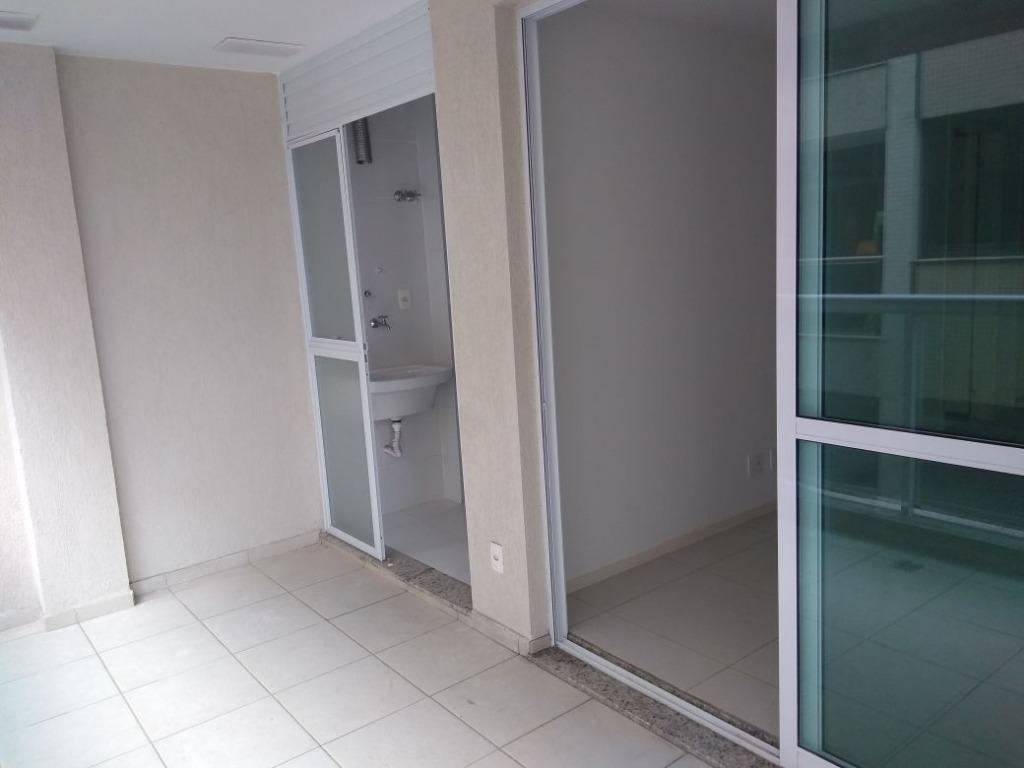 varanda, sala, 2qts, 1 vaga novo - ap1108
