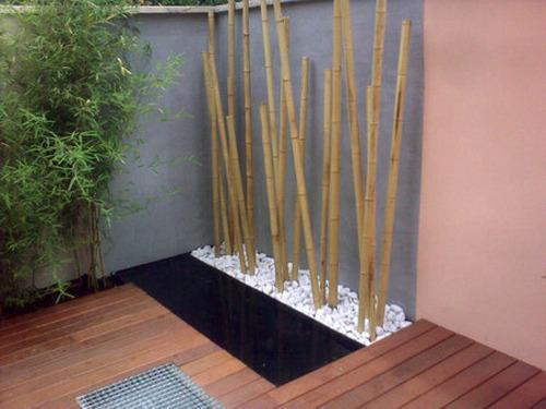 Varas De Bambu Para Decoracion Paquete 6 Varas 198000 En - Decoracion-bambu