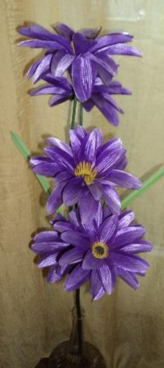 Varas Flores Artificiales Para Jarron Lotex4 26000 en Mercado Libre