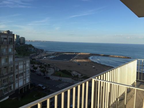 varese: 2 amb. c/coch. vista al mar urquiza y la costa