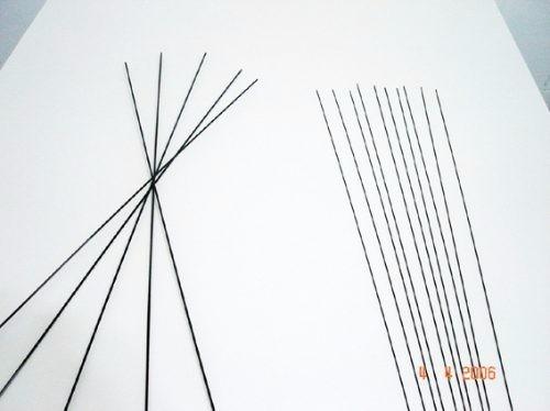 varetas em fibra de carbôno de 1mm com 1 metro - skyshark.