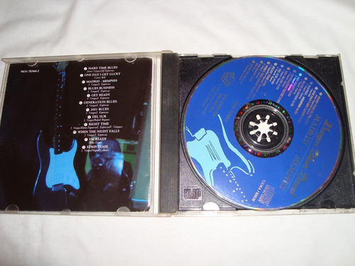 vargas blues band madrid memphis  imp germany audio cd
