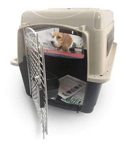 vari kennel jaula transportador l70 petmate perros iata