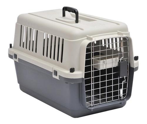 vari kennel l50 transportador perro gato + envio gratis