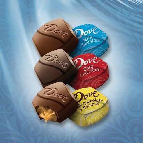 variado de chocolate