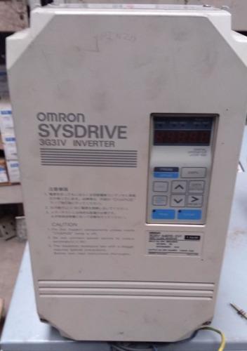 variador 3.7 kw omron