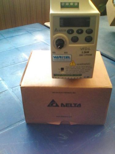 variador de frecuencia  1 - 150 hp