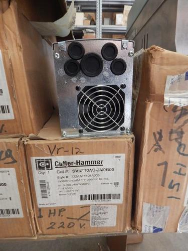 variador de frecuencia 1 hp cat. sv9f10ac-2m0b00
