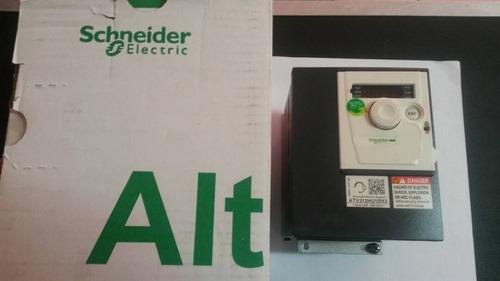 variador de velocidad schneider 1.5-2hp 220v