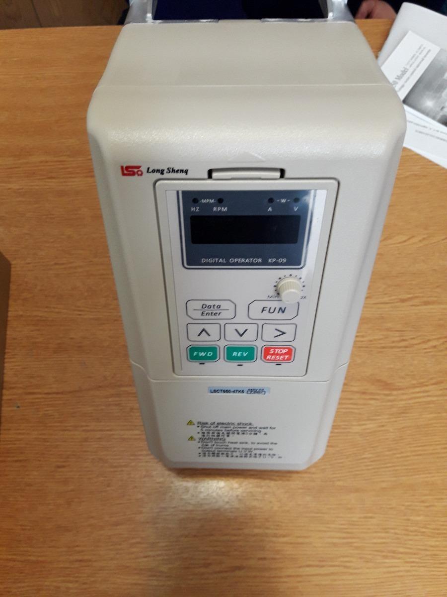 Variador Velocidad Ls650 10hp. Inverter Trifasico - $ 24.555,93 en ...
