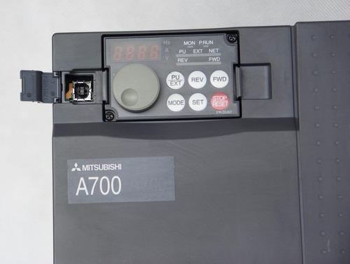 variador velocidad mitsubishi 5.5kw 220v otro de 11kw y 18hp