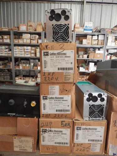 variadores de frecuencia 2 hp sv900 nema 1, 2 hp, 220 v