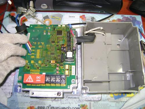 variadores de frecuencia / proyectos electricos industriales