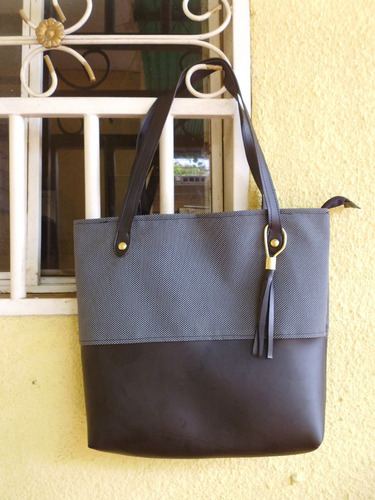 variados modelos de carteras bolsos damas semicuero