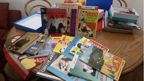 variados textos de aikido. usados y originales. desde $10.00