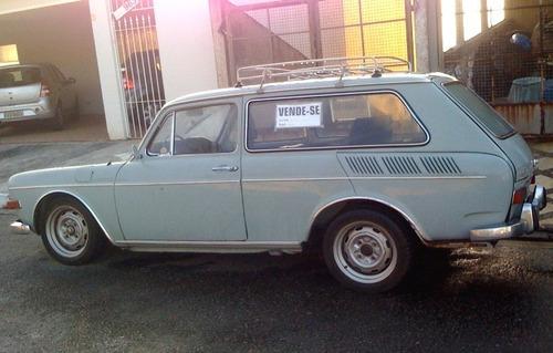 variant 1971 motor 1.700 alcool