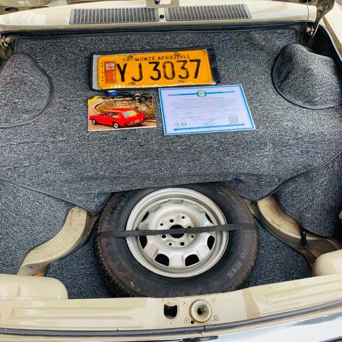 variant 2 1.6 a gasolina ano 1980 autos rr