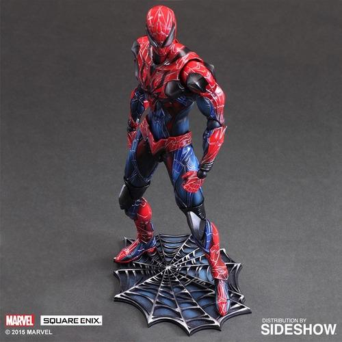 variant play arts kai - marvel spider-man - square enix