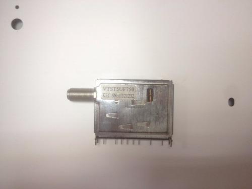 varicap | seletor de canais vtst5uf750
