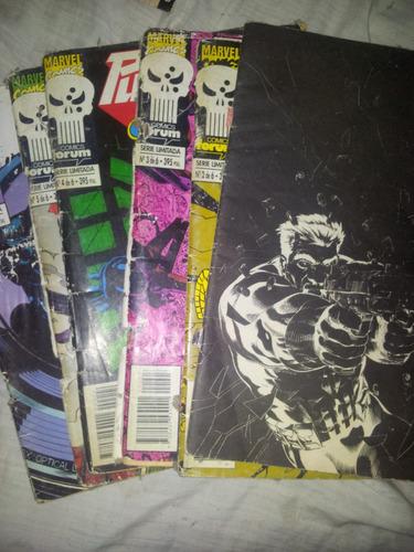 variedad de comics marvel